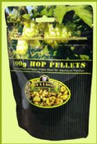 Bulldog Pacific Gem Hop Pellets 100g Alpha: 14.7% New Zealand 2016 Crop
